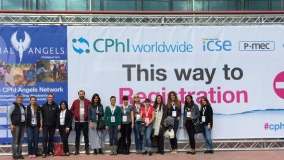 CPhI 2015 Madrid