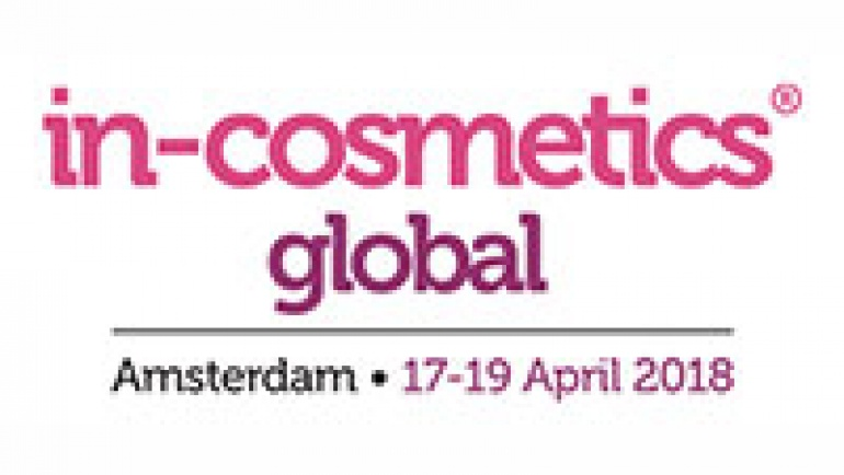 in-cosmetics Amsterdam